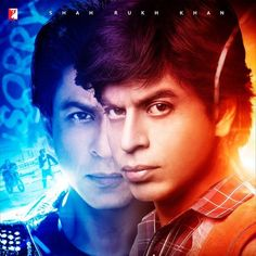 New 'Fan' poster: Aryan or Gaurav - Which Shah Rukh Khan's side are you on? - The latest poster of the Shah Rukh Khan starrer has been unveiled and we can't get over it! Hindi Movie Reviews, Hindi Movies, Words To Describe Yourself, Watch Fan, Fan Poster, Facts You Didnt Know, Sr K, Recent Movies