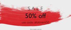 sixteenthofthesixth.blogspot.com #sixteenthofthesixth #allotmentstore #sale #menswear #graphicdesign #artanddesign #red #minimal #poster #typography