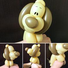 Dachshund Bracelet #balloonart #バルーンアート