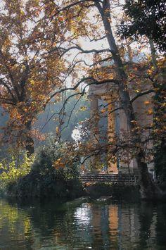 Borghese Park - Rome, province of Rome, Lazio