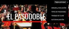 El Lenguaje Musical de Fátima: EL PASODOBLE
