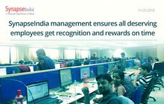 SynapseIndia Management Strategies For Employees Benefits: SynapseIndia management ensures all deserving empl...