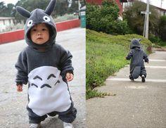 Totoro Costume. My future baby. Yep.