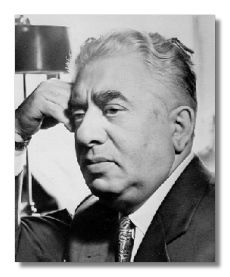 Aram Khachaturian (1903 - 1978)   was born in Tbilisi into a relatively comfortable middle-class family. Although he had always enjoyed the Armenian folk music, he showed no interest in pursuing a career in music until, at the age of 19, he approached the composer Mikhail Gnesin to give him lessons in composition.