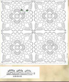motif in crochet
