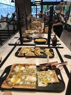 Checking In: The Canopy Hilton - Portland, Oregon - Pizza Portland, Portland Oregon, Breakfast Pizza, Travel Design, Ground Beef, Canopy, Chicken Recipes, Dinner Recipes, Easy Meals