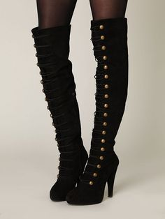 Jeffrey Campbell Battalion Boot at Free People Clothing Boutique
