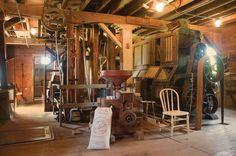 Champion Mill State Historical Park, Champion