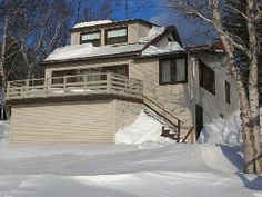 Vacation rental in Stowe, VT