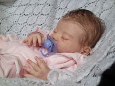 Reborn Baby Girl ~ Annie ~ By Avery By Denise Pratt ~ Now Baby Maisie!!! | eBay