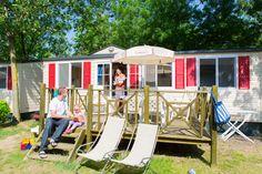 Cottage Deluxe Bis op camping Bella Italie.