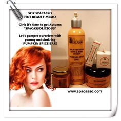 SOY SPACASSO PUMPKIN SPICE MUST HAVES!!!! #soyspacasso #OrganicBeauty #organicskincare #pumpkin #pumpkinspiceskincare #green #indiebrand #CrueltyFree #healthyliving #diabeticskincare #diabeticfriendly #beautycare #veganbeautyproducts #veganbeauty by spacasso