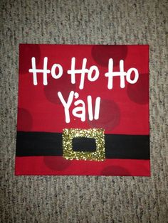 1000+ ideas about Christmas Canvas on Pinterest | Canvases ...