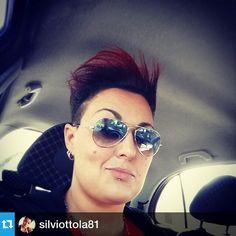 #PaolaPerego Paola Perego: #Repost from @silviottola81 with @repostapp --- #domenicain #rai1 #paolaperego17 #silviottolina #selfie #dajetutta #buongiornooooooo