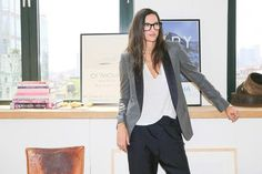 Jenna Lyons Talks Beauty, Life, and Aging There's sexiness in not trying to be sexy. Sexy for J. Crew is something more natural, not when everything is firing on all cylinders. There has to be something that's a bit undone. You can't have perfect hair, and clothes, and makeup—you need an element of imperfection to make you feel like there's a person behind it all.