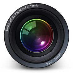 Aperture icon (holy crap this is gorgeous).
