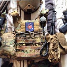 RAIDERS!!!!  USMC.  Crye Jpc