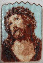 JESUS-CROWN OF THORNS Pattern by Rita Sova