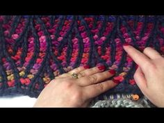 How to Crochet Twisted Tunisian Simple Stitch: The Fable Cowl - YouTube