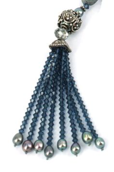 Make a Beaded Tassel