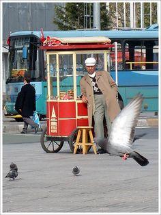 @istanbul taksim...