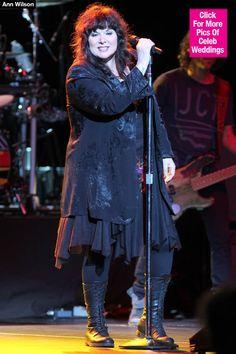 Ann Wilson: Heart Singer Marries Longtime Boyfriend DeanWetter