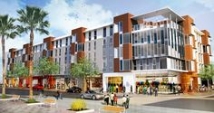 The Quad: San Marcos Student Housing (In Construction) - EA Laag