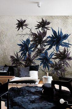Walldécò Silver Blossom designer / Christian Benini/Andrea Merendi