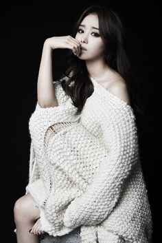 kmagazinelovers:  Song Ji Eun - False Hope