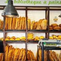 Baguette, Pain, Au Moulin Gourmand / Travel Gourmande