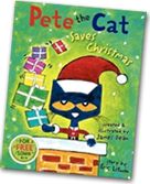 Pete the Cat Saves Christmas Video