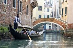Find out about gondola rides in Venice, Italy. Here are tips to help you get the most out of your Venice gondola ride.