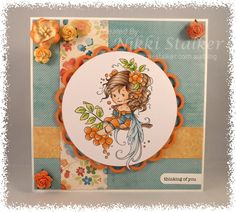 Loves Rubberstamps « Nikki Stalker – Independent Stampin' Up!® Demonstrator Western Sydney/Hills District - Whimsy Wee Stamps Rowan Fairy