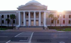 Florida Supreme Court Tallahassee . Photo by Liz Baska