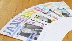 yhl 2013 free printable photo calendar - next year's photo calendar gifts may have to wait until after the new year, since it's so hard to find the templates before Christmas.