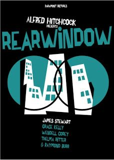 Rear Window - Saul Bass | Design Context