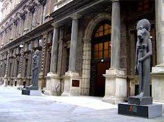 ingresso Museo Egizio Torino, Italia