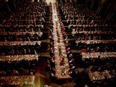 Nobel Prize Dinner, December 2011
