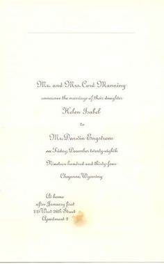 Vital records and other important documents in the life of Helen Isabel Manning Engstrom - Lease Agreement Free Printable, Visa Card Numbers, Emergency Binder, Birth Certificate Template, Vital Records, Life Binder, Birth Records, Important Documents, Wedding Headband