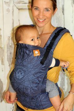 (Toddler Size) Half Wrap Conversion Tula Toddler - Oscha Surya Benvolio