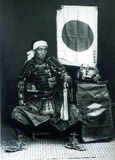 Vintage-Photographs-Of-Japanese-samurai-warriors