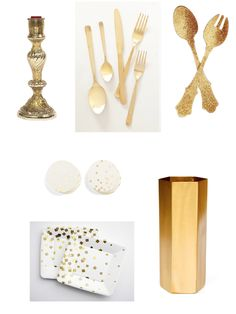 Soiree Floral: And the Oscar goes to... Inspirations for hosting an Oscar Party!http://blog.soireefloral.com/2014/02/and-oscar-goes-to-inspirations-for.html #gold #party #oscars