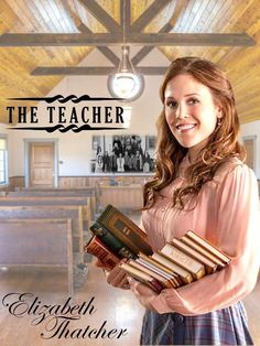 Elizabeth Thatcher - When Calls The Heart We love this story, my sister Julie and I. Love the setting.