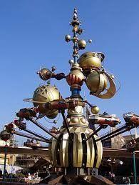 Steampunk Disney - nice web site with interesting ideas