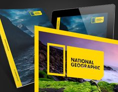 National Geographic Rebrand