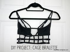 Cage Bralette
