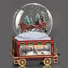 #Christmas Snow Globes   Fun & Fashionable Home Accessories And Decor