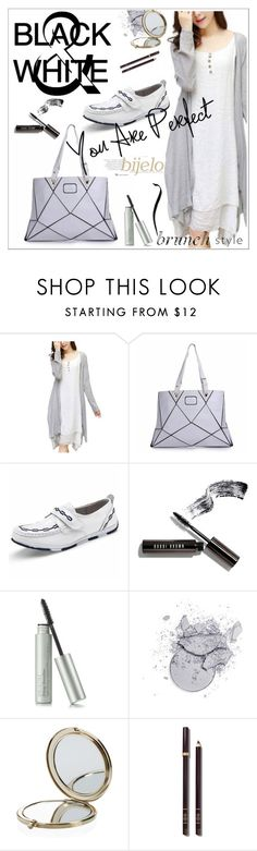 """Brunch With Friends"" by allanaaa11 ❤ liked on Polyvore featuring Bobbi Brown Cosmetics, Henri Bendel and Tom Ford"