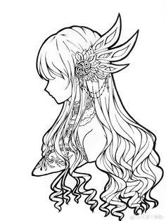 Mettez les noms plus tard - Malen - Drawing Base, Manga Drawing, Manga Art, Anime Lineart, Wie Zeichnet Man Manga, Art Poses, Anime Kunst, Art Reference Poses, Anime Sketch