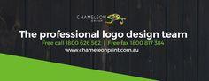 #ProfessionalLogoDesign - Chameleon Print Group - #Australia  http://chameleonprint.com.au/logo-design/
